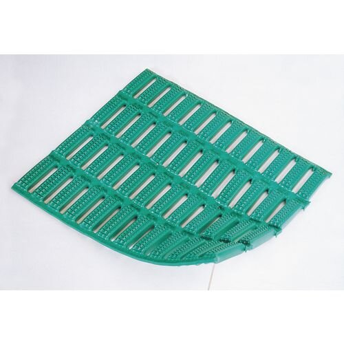 Matting Cushion Tread Pvc 60Cms Green (Floorline)
