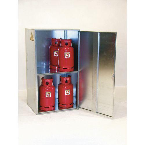 Gas Bottle Depot Closed 840x690x1475