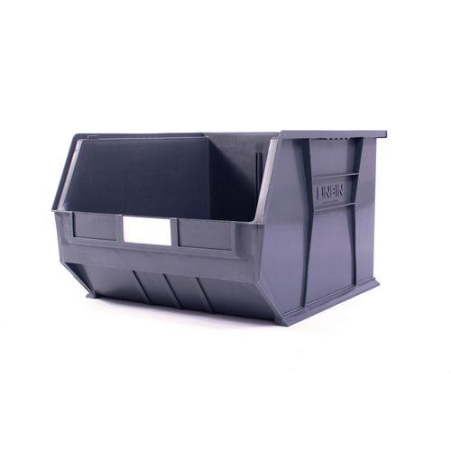 Bin-Storage Grey Linbin Pack Of 3 Lxwxhmm:455X420X295
