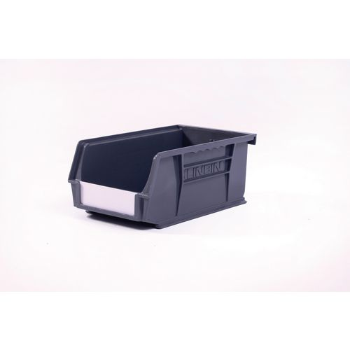 Bin-Storage Grey Pack 20 Linbin Pack Of 20 Lxwxhmm:190X105X75