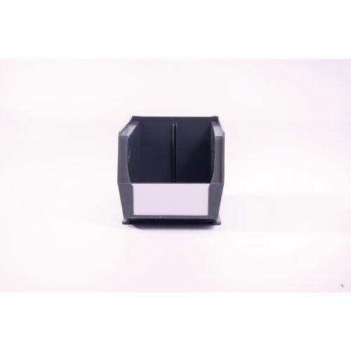 Bin-Storage Grey Linbin Pack Of 10 Lxwxhmm:280X140X130