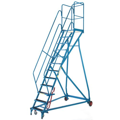 Steps Safety Rubber Treads 14 Step
