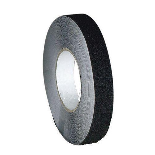 Tape  Anti-Slip Black Roll 25mmx18.3M Self Adhes. (Qty.1)