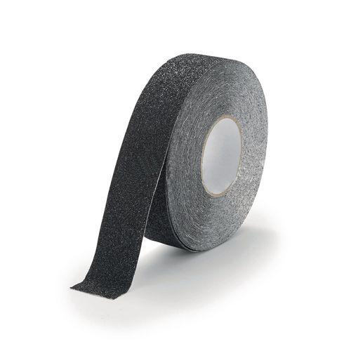 Tape  Anti-Slip Black Roll 50mmx18.3M Self Adhes. (Qty.1)