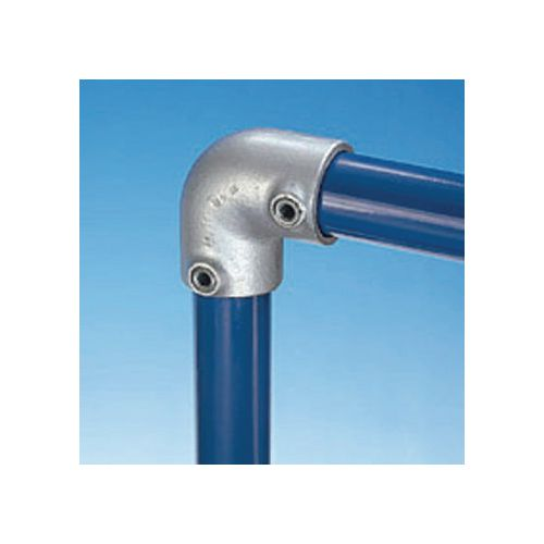 Clamp Fitting-Type D 90 Degree Elbow