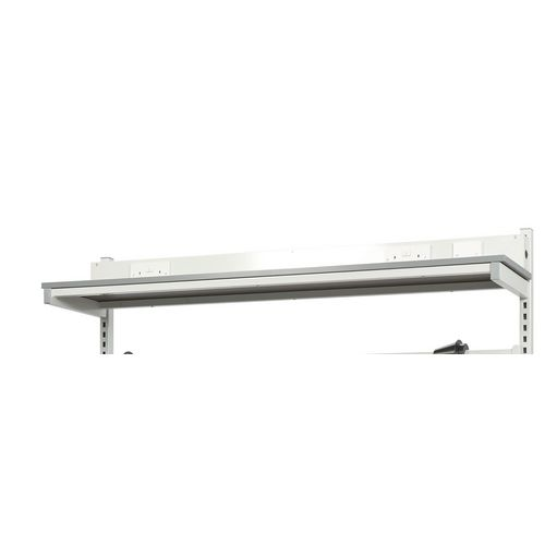 Shelf Upper 1200mm Long Plastic Laminate Worktop