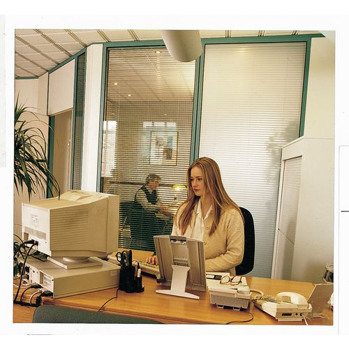 Film Window Privacy 762X305 White Extra 305mm