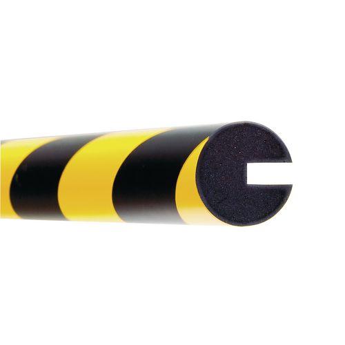 Impact Protector Profile Semi-Circular 1X1000mm Piece