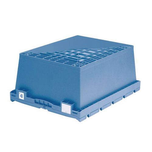 Container Multi-Purpose 113L 50Kg 800x600x233 With Ribbed Base