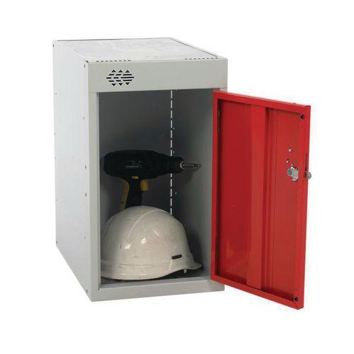 Locker Quarto Light Grey Door WxDmm: 300x300