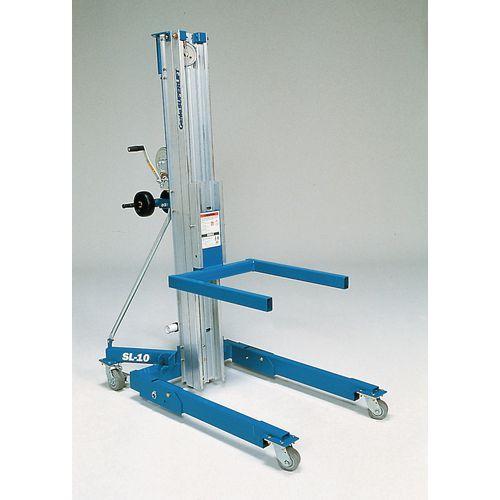 Superlift With Standard Base Compact Work Handler, Standard Forks - Capacity 363Kg