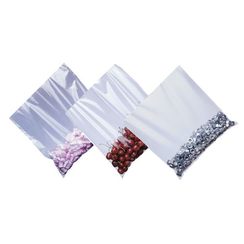 """100G Clear Poly Bags 12X18"""" Or 305x457mm"""