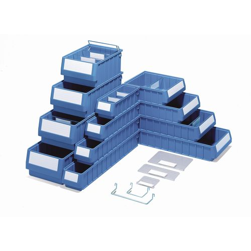 Shelf Trays Type 1 - 2Kg Capacity 2L Volume Pack of 16