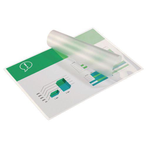 Laminating Pouches A4 Size 250 Micron Pk100 (5 Star)
