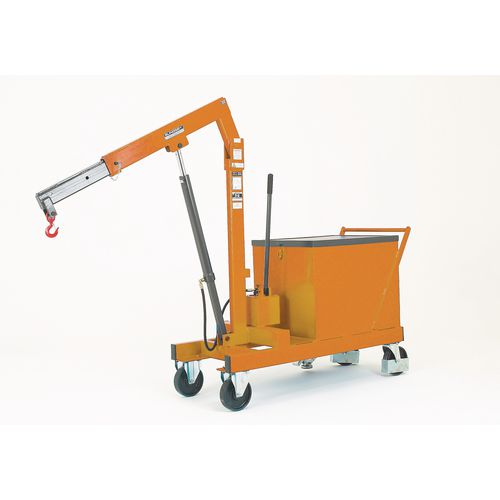 Crane Counterbalance 1000kg Capacity at Jib Position 1