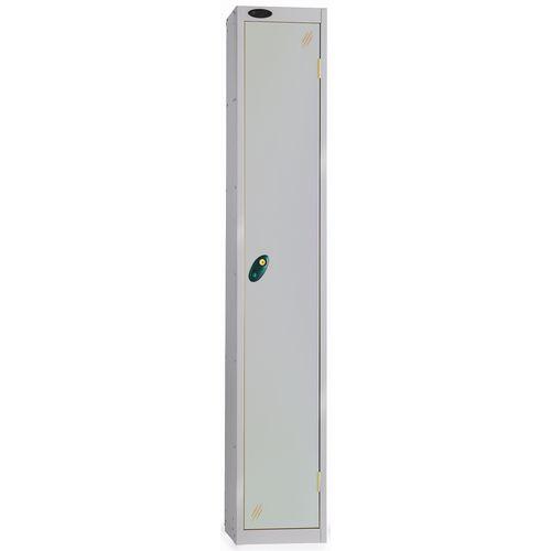1 Door Locker D457mm Silver Body &Silver Door
