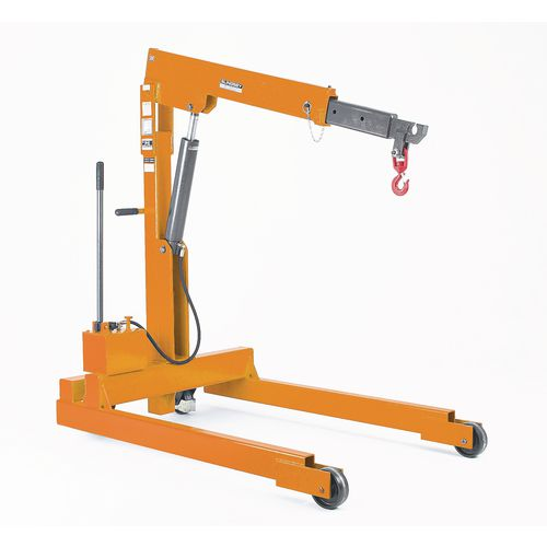 Crane Floor Heavy Duty 3000kg Capacity at Jib Position 1