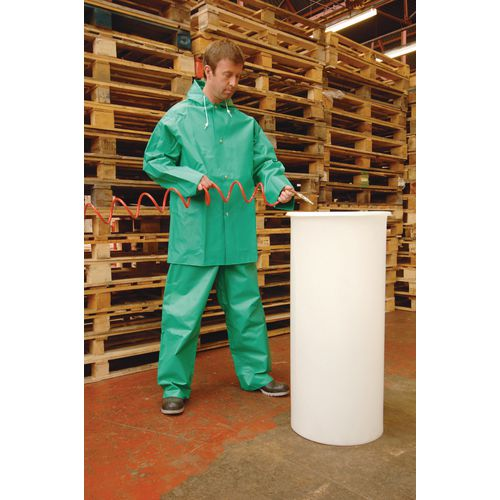 Jacket-Chemical Size Xl