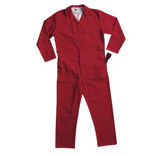 Boilersuit Flame Retardant Red Size L