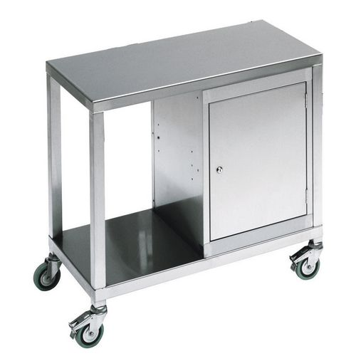 Heavy Duty Stainless Steel Tro 1200mm Cabinet