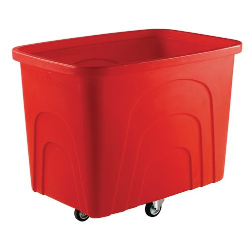 Truck Zinc Base Diamond Wheeling. Red