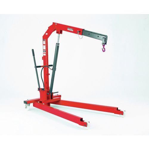 Crane Folding Workshop 1500kg Capacity