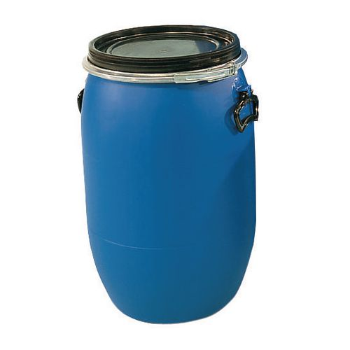 Drum Poly Open Top 30 Litre Cap.