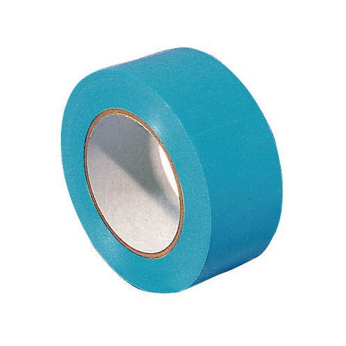 Tape  Lane Marking 1 Roll Of Blue 50mm Widex33M Long