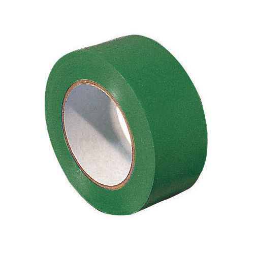 Tape  Lane Marking 1 Roll Of Green 50mm Widex33M Long