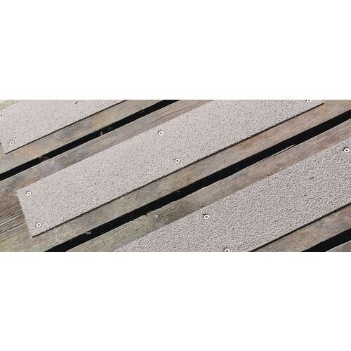 Grey S/S Flat Cleat 600x120mm