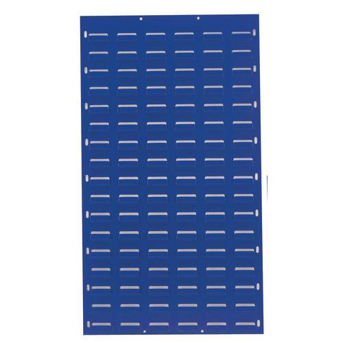 Louvre Panels Blue 450x500