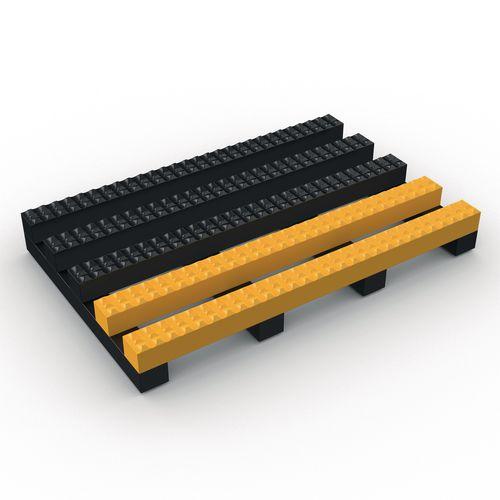 Matting Safety Pvc (Vynagrip+) 60Cm Widex10M Long Roll