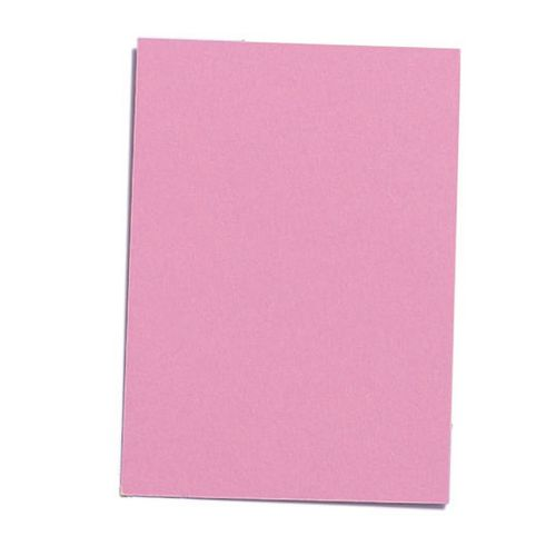 Card Refills A6 Pack Of 100 Pink