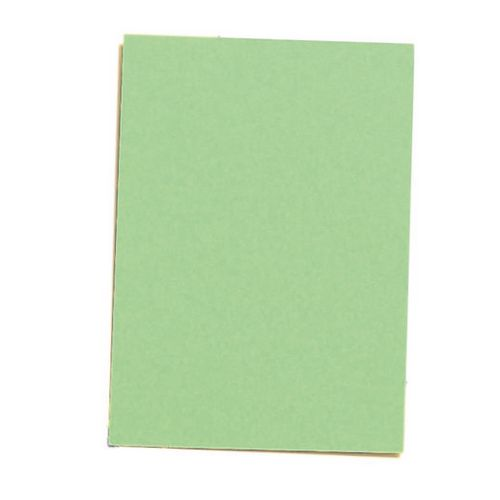 Card Refills A7 Pack Of 100 Green