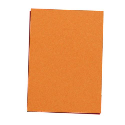 Card Refills A7 Pack Of 100 Orange