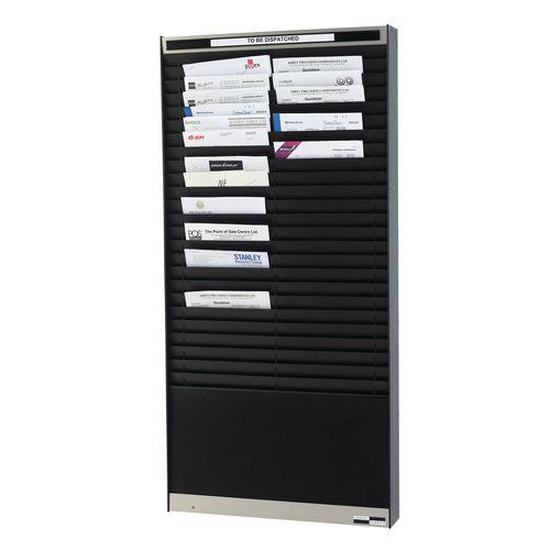 Panel Document Control Portrait Size A4 50 Pockets