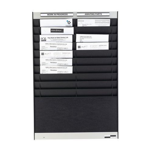 Panel Document Control Portrait Size A4 20 Pockets