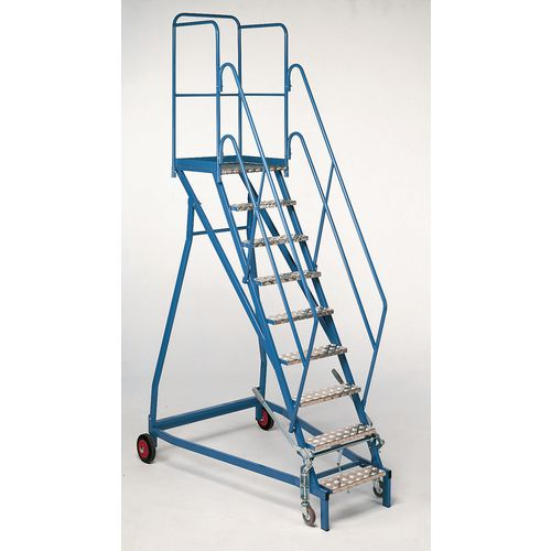 Steps Safety Aluminium Treads 9 Step
