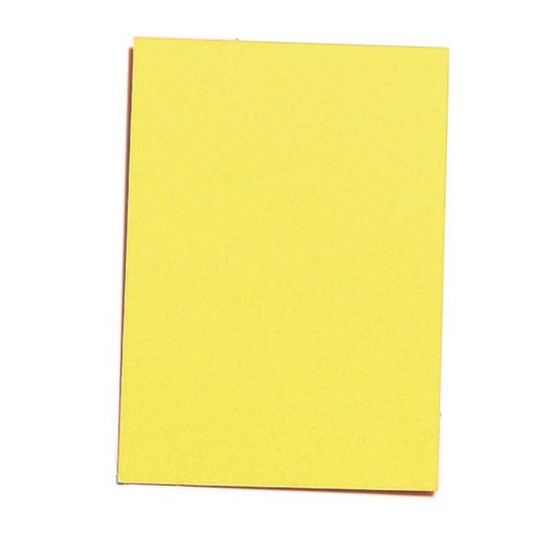 Card Refills A8 Pack Of 100 Yellow