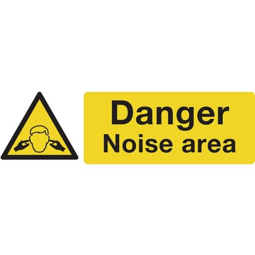 Sign Noise 600x200 Vinyl