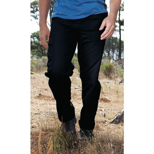 "Regatta Action Trouser 36"" Navy Regular Leg"