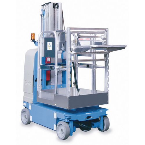 Compact Powered Lift 8.02M