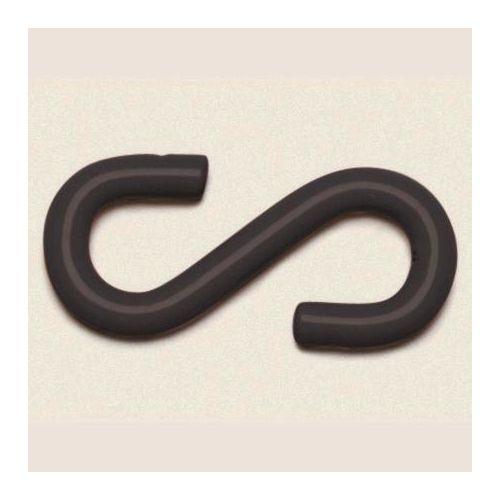 S Hook Steel Black