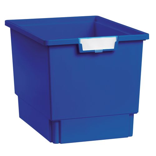Plastic Storage Tray 312X425X300 Blue Pack Of 7