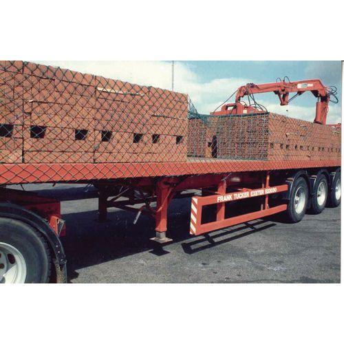 Lorry &Skip Nets Open Mesh 18X10 (Feet)