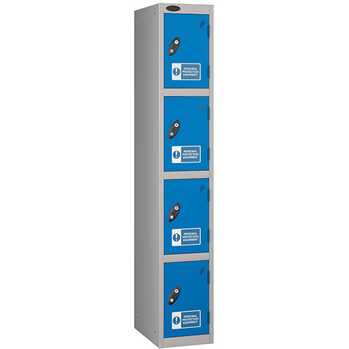 Ppe Locker 4 Compartment 305x460