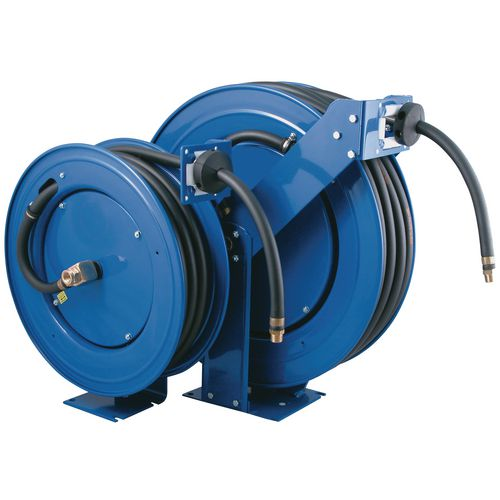 Coxreel 15Mx19mm C/W Hose Air &Water