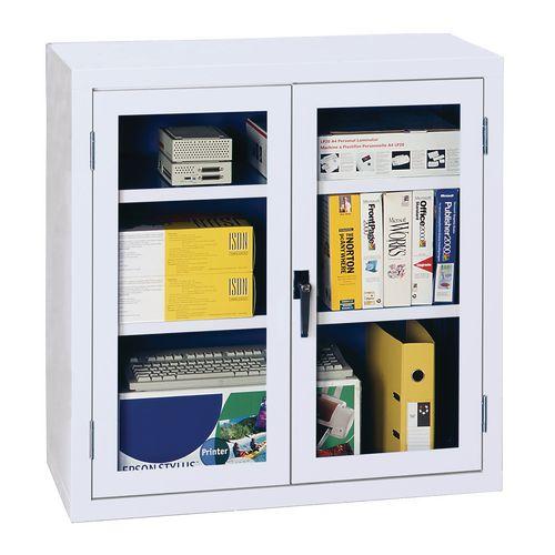 White Viewcab 1830X1220X460 Steel Shelves