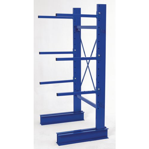 Cantilever Racking Light Duty Single Entry1000x400 Add-On Bay Arms