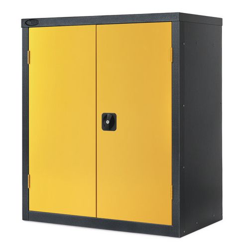 Black Carcass Cupboard Low Colour Yellow